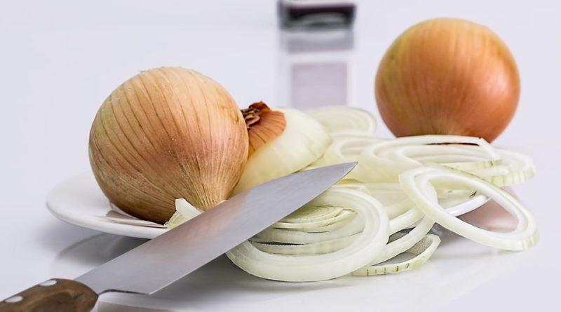 Výhody cibule