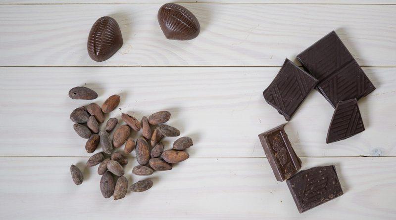 Kakaové boby plné zdraví prospěšných účinků